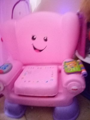 Fisher price kids smart stages chair seat for Sale in Las Vegas, NV
