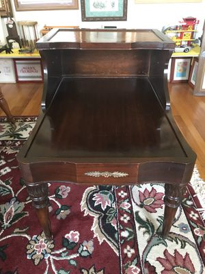 Antique Side Table for Sale in Blue Bell, PA