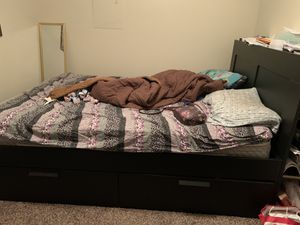 Free: take all mattress and frames full size (PENDING) for Sale in Portland, OR