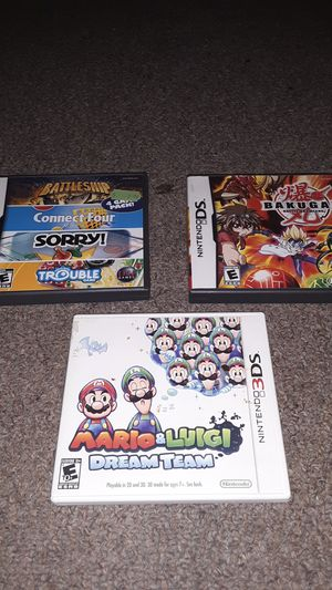 DS games for Sale in Flushing, OH