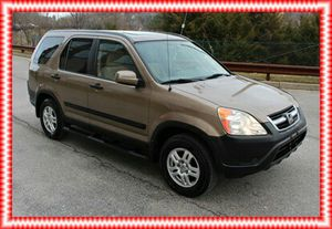 Good Condition 2OO3 HONDA CRV EX AWD for Sale in Nashville, TN