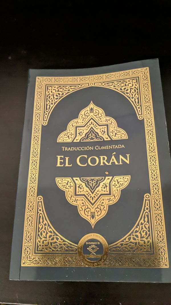 Spanish translation of meanings of Qur'an