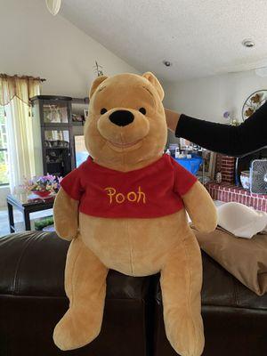 Jumbo Winnie the Pooh plush for Sale in Miami, FL