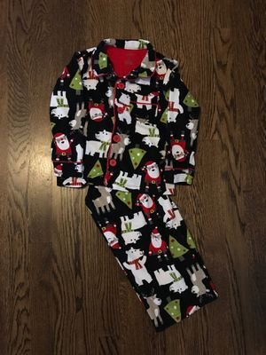 Carter's size 4T holiday pajamas for Sale in Virginia Beach, VA