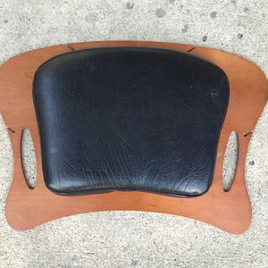 Laptop Desk tray wooden cushioned for Sale in Kansas City, MO