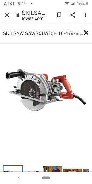 Sawsquatch skilsaw brand new. for Sale in Tacoma, WA
