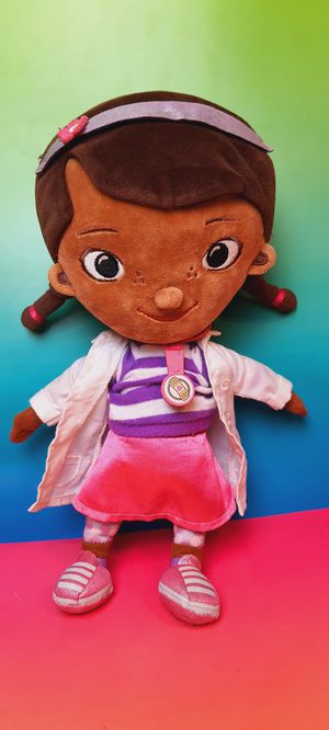 Doc McStuffins 13 Inch Plush Toy for Sale in Santa Ana, CA