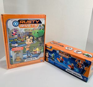 Rusty Rivets Board Game & Rusty Racers!! for Sale in Reno, NV