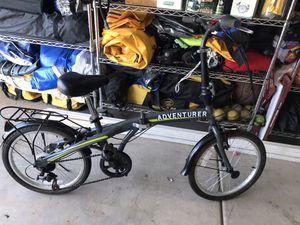 Shimano folding bike for Sale in Scottsdale, AZ