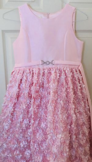 Beautiful All Pink Dress - Size 16 Dress for Sale in Lehigh Acres, FL