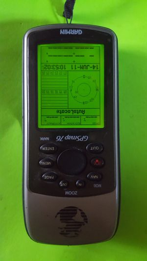 Gpsmap 76 Garmin handheld for Sale in Middle River, MD