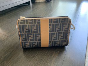 Fendi vintage shoulder purse bag for Sale in Chicago, IL