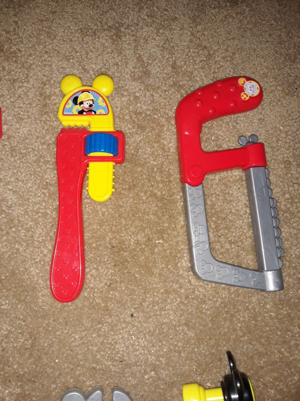 MICKEY MOUSE TOOL SET