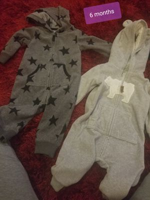 Cute & cozy for winter size 6 months for Sale in San Antonio, TX