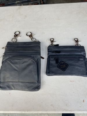 Leather hip bag for Sale in Moreno Valley, CA