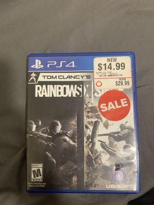 Rainbow six siege for Sale in Glendora, CA