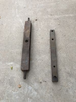 Tractor trailer hitch for Sale in Fresno, CA