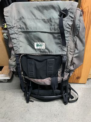 REI Hiking Backpack (Washed Clean) for Sale in Bellflower, CA