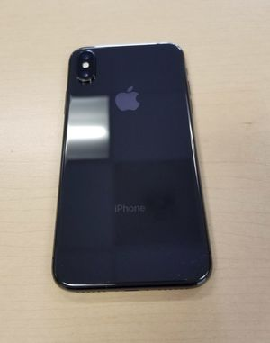 iPhone X 256GB Unlocked for Sale in Lake Elsinore, CA