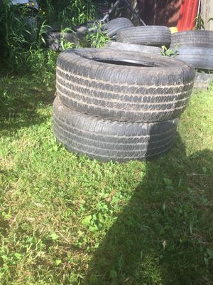 245/65 R17 tires for Sale in Spencer, NY
