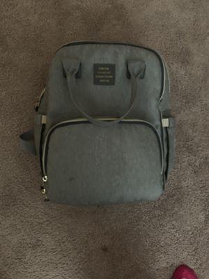 Backpack diaper bag for Sale in Mt. Juliet, TN