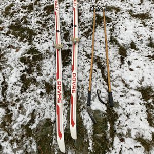 Cross Country Skis and Poles for Sale in Rochester Hills, MI