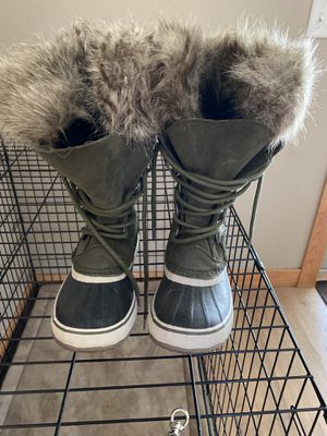 Sorrel Winter boots size 8 for Sale in Kingston, MA