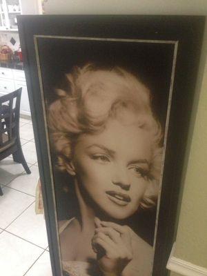 Marilyn Monroe framed art for Sale in Hialeah, FL