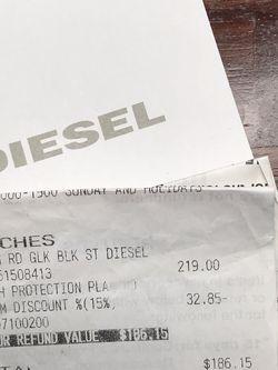 Diesel Men's Watch for Sale in Alexandria,  VA
