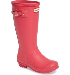 Original Hunter Boots Bright Pink for Sale in Seattle, WA