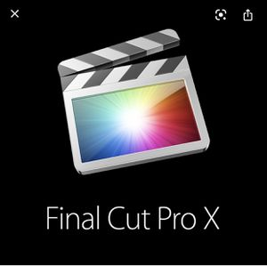 Final Cut Pro X for Sale in Fairburn, GA