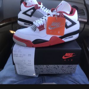 Fire Red 4s for Sale in Washington, DC