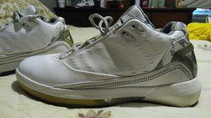 Jordan XX2 white gray camo in good shape 6 1/2 y for Sale in Harvest, AL