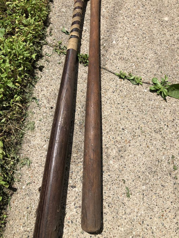 Vintage softball bats - selling all together