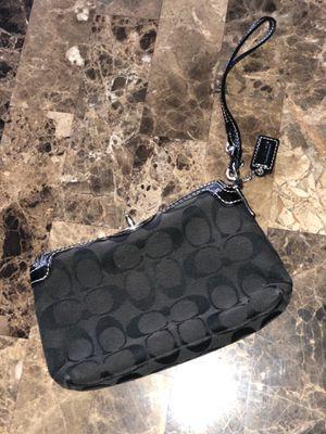 Coach wallet/clutch for Sale in Conroe, TX