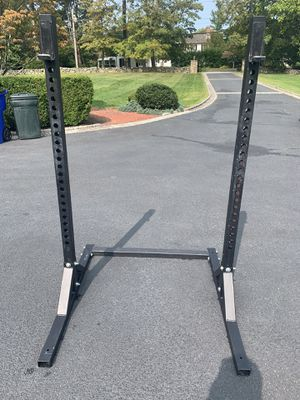 Again Faster Equipment X-1 Squat Rack for Sale in Fairfield, CT