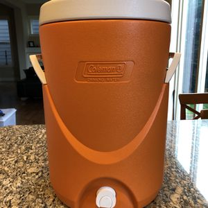 Cooler - 5 Gallon - Coleman for Sale in Beaverton, OR