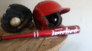 Baseball gear (name brand) for Sale in Fort Worth, TX