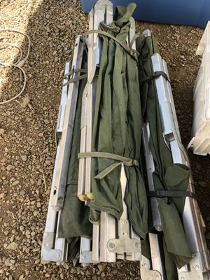 Military cot for Sale in Wildomar, CA