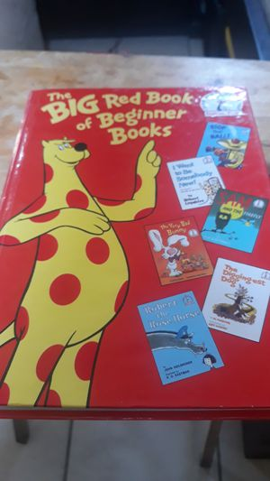 The Big Red Book of Begineer Books for Sale in Paramount, CA