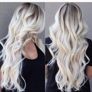 Pale Blonde Full Head Clip in Extension for Sale in Carson, CA