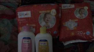 Pampers ,soap,Lotion for Sale in Orlando, FL
