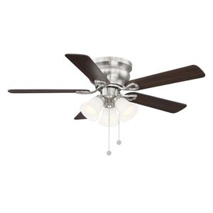 Clarkston II 44 in. LED Indoor Brushed Nickel Ceiling Fan NEW for Sale in Fort Lauderdale, FL