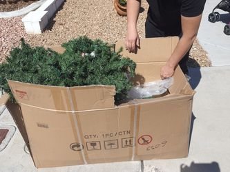 FREE CHRISTMAS TREE for Sale in Las Vegas,  NV