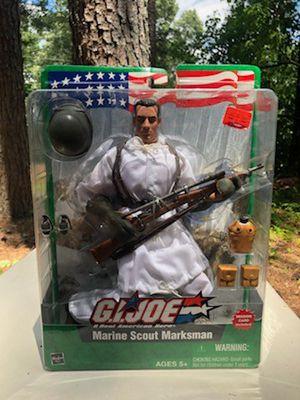 Gi Joe: 12 inch: Marine Scout Marksman for Sale in Lilburn, GA