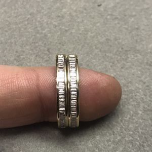 10k yellow gold Zales Jewelers diamond earrings for Sale in Baltimore, MD