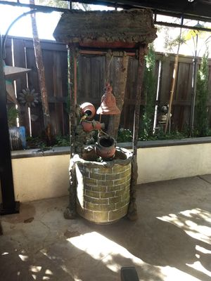 Fountain for Sale in Victorville, CA