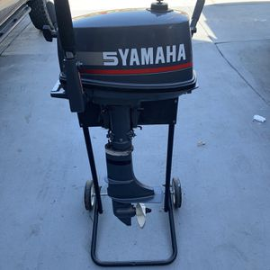 Yamaha 5HP Outboard for Sale in Bellflower, CA