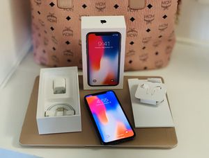 iPhone X | 256gb | factory unlocked for Sale in West Palm Beach, FL
