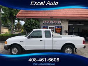 2002 Ford Ranger XL for Sale in Sunnyvale, CA